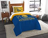 NBA Golden State Warriors Reverse Slam Full/Queen Comforter and 2 Sham Set