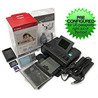 Passport Photo Printer System - Preconfigured for US Passports