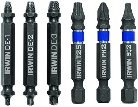 4-1//8 Overall Length In. In. Spiral Flute Impact Rated No /— Drive Size Screw Extractor 1 Each