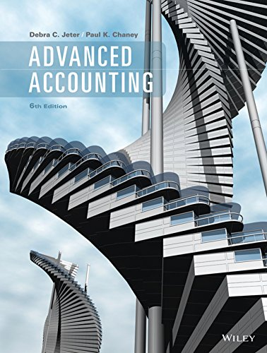 advanced accounting wiley - 4