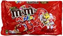 M&M's Valentine's Minis Milk Chocolate Candy Packs, 11.23-Ounce Packages (Pack of 6)
