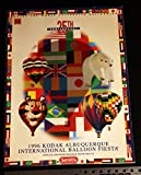 img - for The 1996 Kodak Albuquerque International Balloon Fiesta. Official Souvenir Program. book / textbook / text book