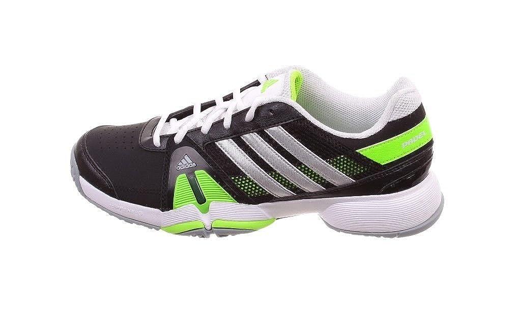 Zapatilla Tenis Adidas Barricade Team Negro 44 5: Amazon.es ...