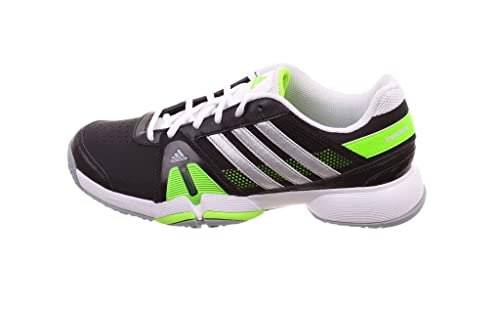 Zapatilla Tenis Adidas Barricade Team Negro 44 5: Amazon.es ...