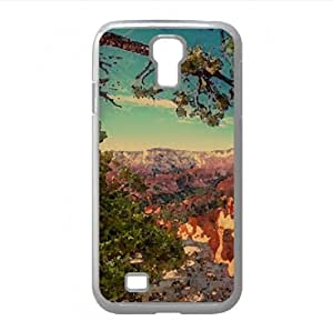 Bruce Canyon Utah Watercolor style Cover Samsung Galaxy S4 I9500 Case (Desert Watercolor style Cover Samsung Galaxy S4 I9500 Case)