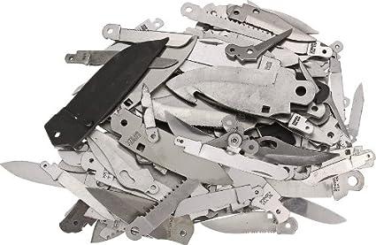 Amazon com : Schrade Knives LD1 Schrade 100 Piece Folding Knife