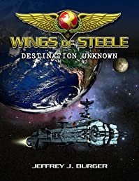 Wings Of Steele by Jeffrey Burger ebook deal
