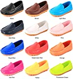 #7: Femizee Casual Toddler Kid Boys Girls Loafers Shoes