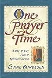 One Prayer at a Time, Lynne Bundesen, 0684825465