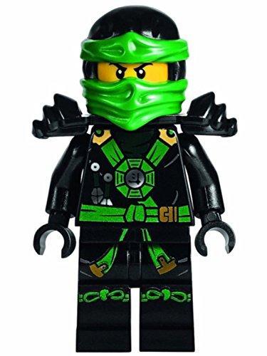 LEGO Ninjago Deepstone Minifigure - Lloyd Airjitzu with Armor (70751) -