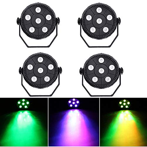 Par Activated 4 Party 6 Sound Disco 3 Up Light Mixing Rgb Effect Stage Wash Lighting Pack 1 In Led Mini Lamp Dj 9IWH2EDYeb