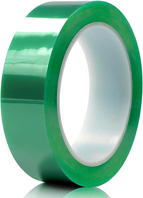 Hxtape Tereftalato de polietileno (PET) de alta temperatura verde ...