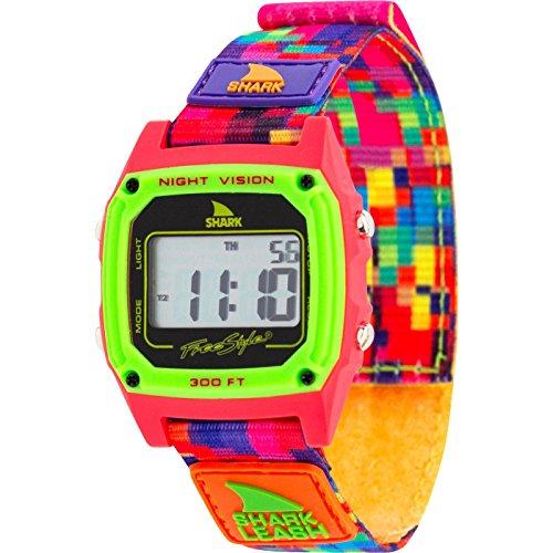 Freestyle Shark Classic Leash Aloha Pixelated Unisex Watch FS101026