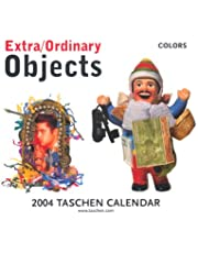 Extra Ordinary Objects Tear off Calendar 2004