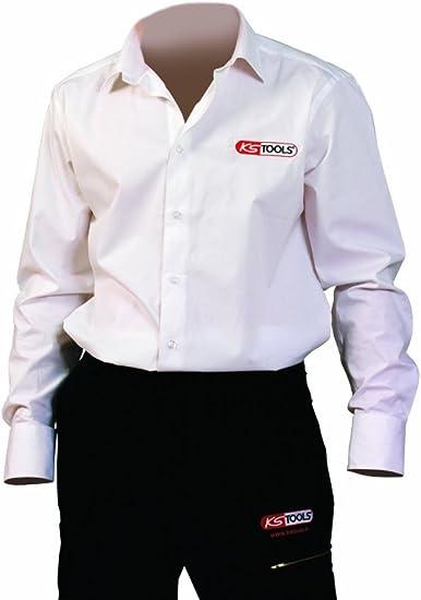 KS Tools 100403 - Camisa (Talla XL), color blanco: Amazon.es: Bricolaje y herramientas