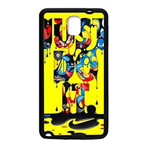 Just do it Colorful melting pattern Cell Phone Case for Samsung Galaxy Note3