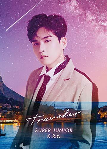 슈퍼 주니어 SUPER JUNIOR-K.R.Y - Traveler 【려욱 ver.】(CD)(첫회반)(비주얼 씨트 포함)