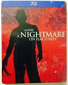 A Nightmare on Elm Street (1984) [Blu-ray] (Exclusive Steelbook Packaging) - Robert Englund, Heather Langenkamp - (2013) by New Line Cinema