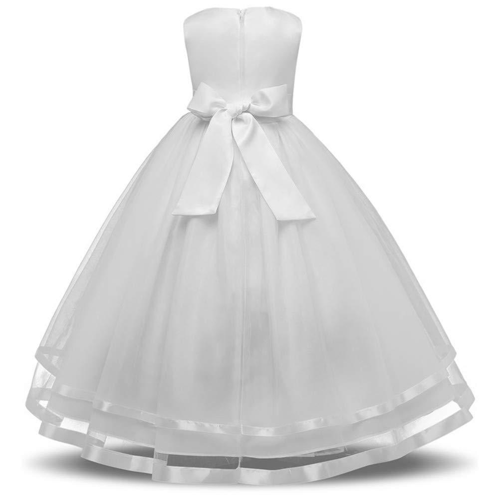 Baby Girls Frock Dress Girls Bridesmaid