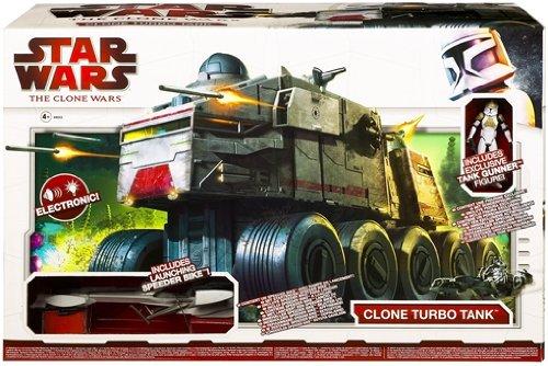 Star Wars Clone Wars Turbo Tank Vehicle ()