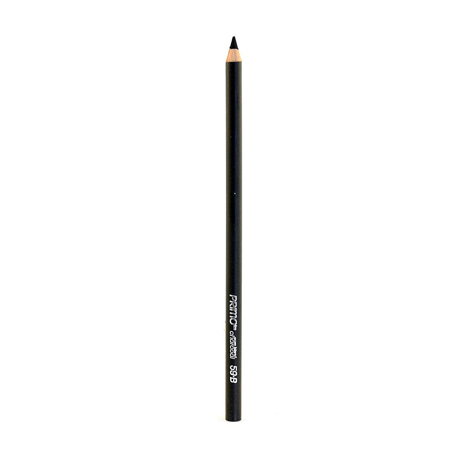PACK OF 12 Generals Primo Euro Blend Charcoal pencils HB charcoal