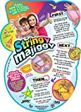 JA-RU Cats Cradle String Game Fingers Fun with 1