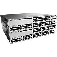 Cisco WS-C3850-24P-S Catalyst 3850-24P-S - Switch - L3 - managed - 24 x 10/100/1000 (PoE+) - desktop, rack-mountable - PoE+