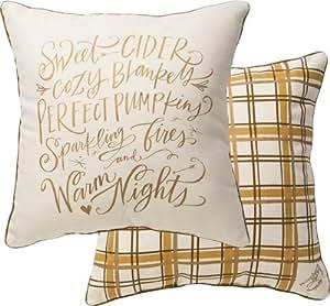 Fall Goodness Cotton Pillow