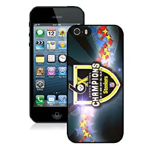 NFL Pittsburgh STEELERS iPhone 5 5S Case 028 NFLIPHONE5SCASE464