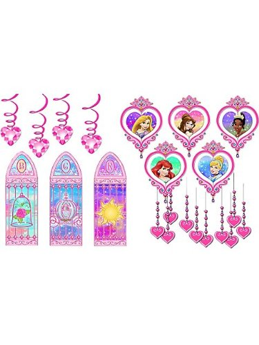 Wall Disney Decorations (Disney Princess Royal Event Decorating)