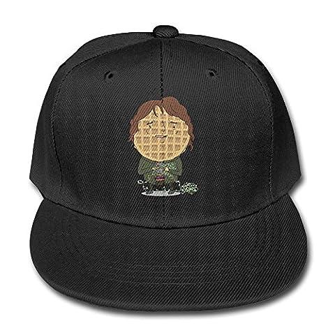 Stranger Things Joyce Byers Waffles Youth Unisex Adjustable Flat Hat Bill Baseball Hats Outdoor Sports In 4 - Mens Social Web