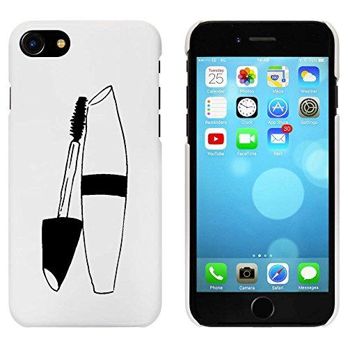 Blanc 'Mascara' étui / housse pour iPhone 7 (MC00066486)
