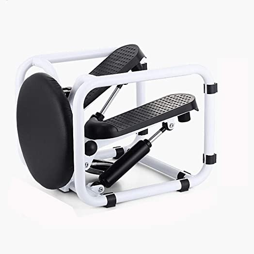 KINGC Home Fitness Adjustable Twist Stepper Mini Hydraulic Mute