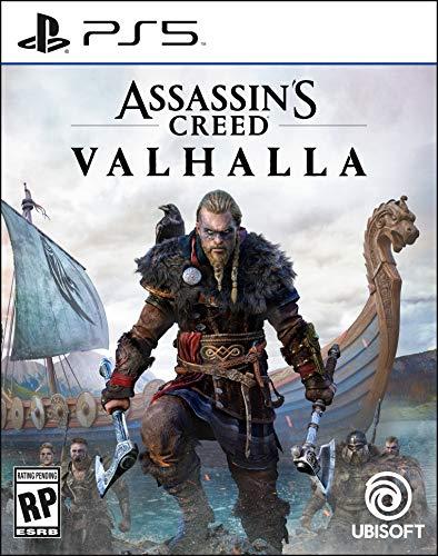 Assassin's Creed Valhalla – PlayStation 5 Standard Edition