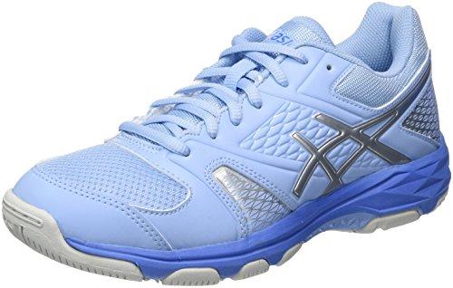 Domain Asics Blue 4 Handballschuhe Silver Gel Damen Blau Regatta Airy Blue wqErw7UBx