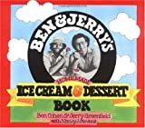 [ BEN AND JERRY'S HOMEMADE ICE CREAM AND DESSERT BOOK BY GREENFIELD, JERRY](AUTHOR)PAPERBACK