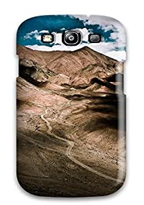Durable Mountain Valley Back Case/cover For Galaxy S3