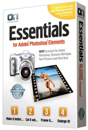 onOne Essentials Adobe Photoshop Elements product image