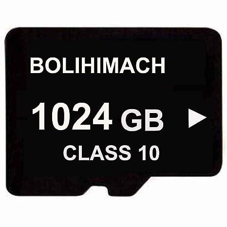 BOLIHIMACH 1TB 1024GB Micro SD SDXC TF Flash Memory Card ...