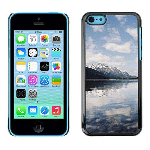 Hülle Case Schutzhülle Cover Premium Case // F00003076 See // Apple iPhone 5C
