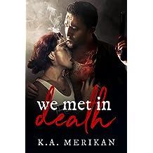 We Met in Death (gay dark romance) (English Edition)