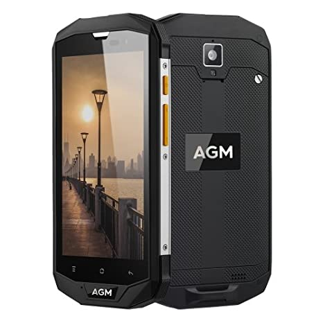 Review AGM A8 4G LTE