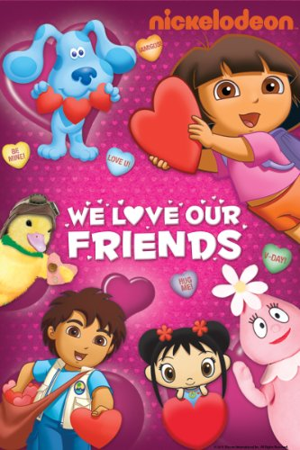 : Nick Jr. Favorites: We Love Our Friends