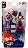 Invader Zim Series Two of Doom Haywire Robo Parents Action Figure Set