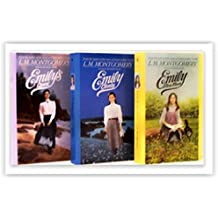 Complete Emily Starr Trilogy: Emily of New Moon + Emily Climbs + Emily's Quest