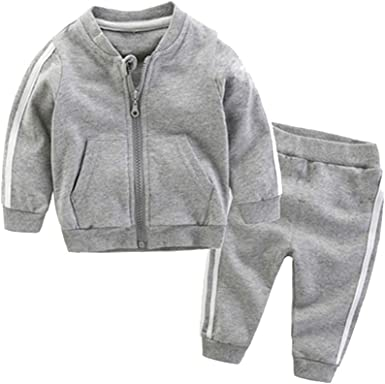 Girls Baby Kids 3 Pc Jeans Outfit Top Trouser /& Warm Jacket Set Age 3-24 Months