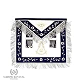 El Mixto Bullion Past Master Apron by Masonic Revival