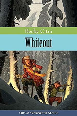 book cover of Whiteout