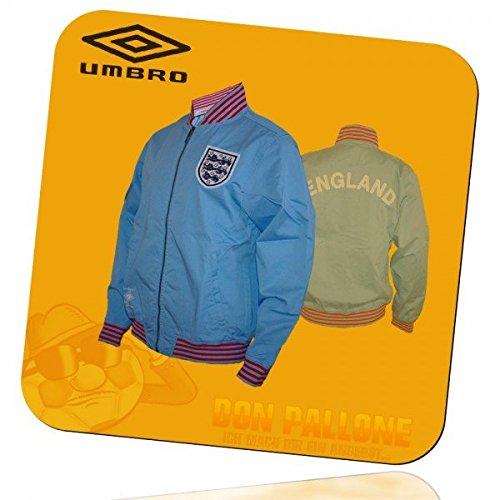 Umbro Chaqueta de Chándal Retro England 66 FA Three Lions ...