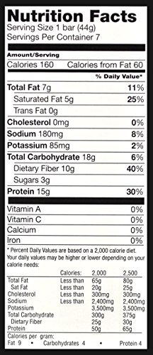 ProtiWise - Fluffy Vanilla Crisp High Protein Diet Bars | Gluten Free, Low Calorie, Low Fat, Low Sugar, (12 Boxes) by Proti Wise (Image #3)